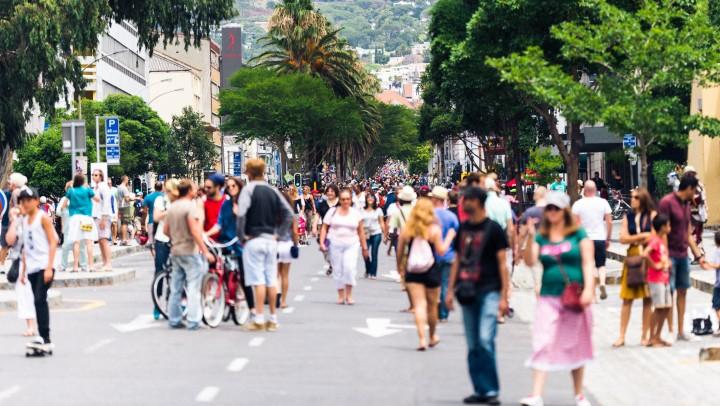 Open Streets Bree
