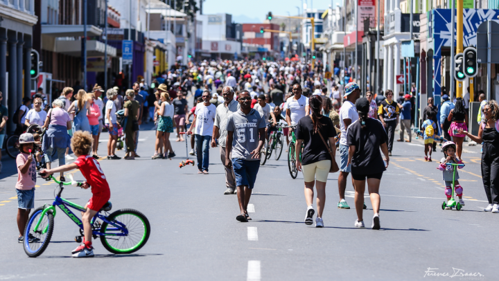 Open Streets Woodstock captured on 23 February 2020 by Ference Isaacs Photography