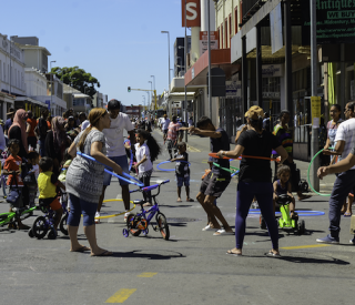 Open Streets Woodstock