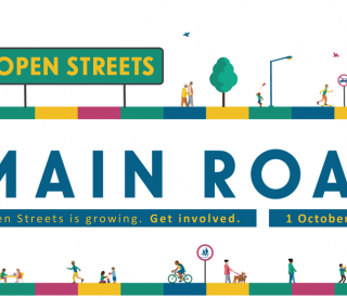 It's your space: Main Road to become Open Streets