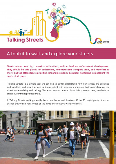 Talking Streets Toolkit