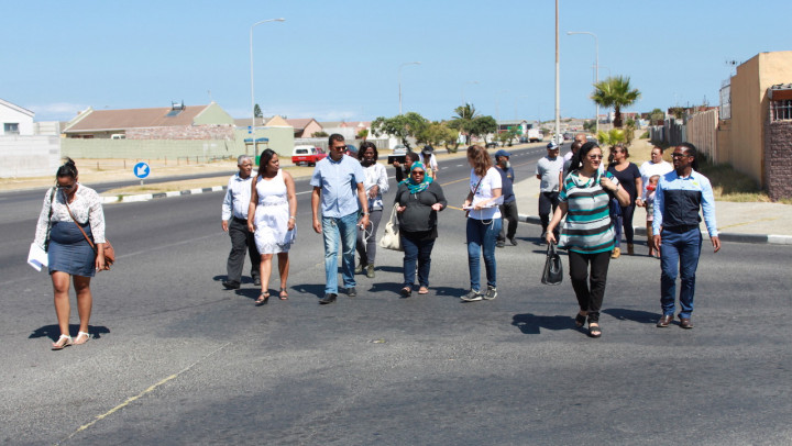 Talking Streets in Mitchells Plain