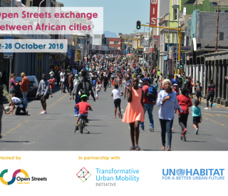 Open Streets Exchange between African Cities