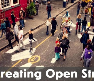 Co-creating Open Streets