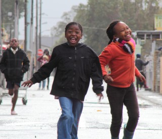 Open Streets goes to Langa