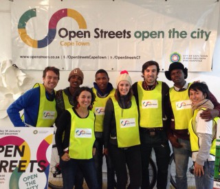 Open Streets volunteers