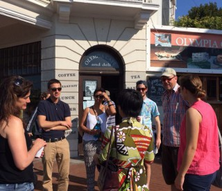Talking Streets August: unlocking imagination in Kalk Bay