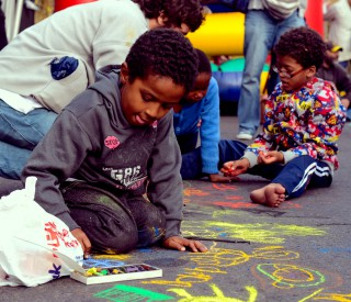 Open Streets Cape Town | Image by Lisa Burnell