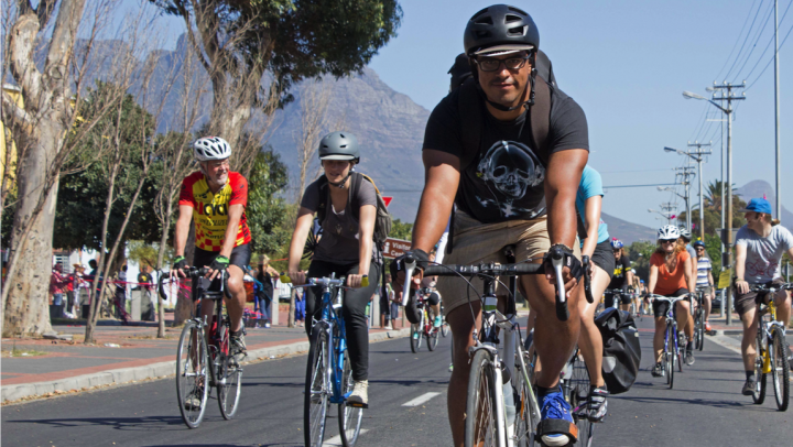 Shifting Transport Culture in Cape Town